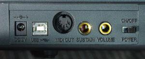 5 Alesis Q88 M-adudio Keystation 88es akai midi controller piano acoustic