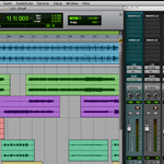 ProTools inregistrari audio soft daw pc mac