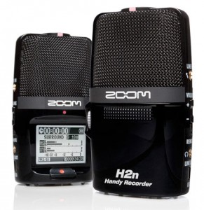 Zoom H2n recorder audio portabil digital inregistrari audio