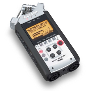 Zoom H4n recorder audio portabil digital inregistrari audio