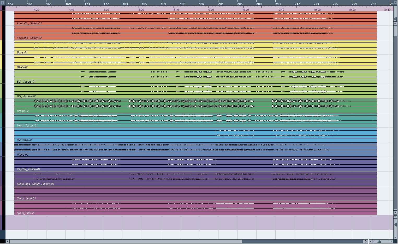 Versiunea radio mix
