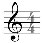 inregistrari audio masura 4-4 beat fraze muzicale