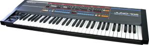 inregistrari audio sintetizator sintetizatoare analogic studio 03 Roland_Juno106