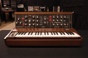 inregistrari audio sintetizator sintetizatoare analogic studio 06 minimoog1