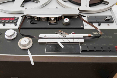 Editarea benzilor magnetice